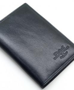 Мужская кожаная обложка для паспорта Dierhoff Д 8051-005/11