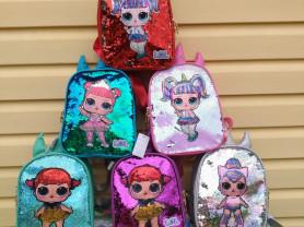 новые рюкзаки лол с рожками