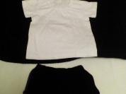 Спортивная форма футболка+шорты 2-3 г.