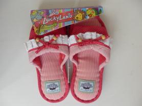 Тапочки детские Lucky Land, новые, размер 30