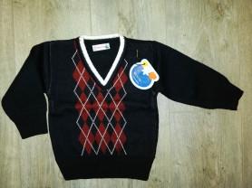 Три новых детских свитера для малыша р. 74 и 80
