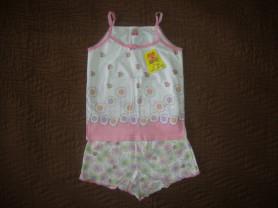 Новая летняя пижама д/д фирмы VISAVIS (98-104р).