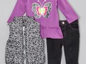 Жилетка(безрукавка)+джинсы+лонг - комплект-троечка