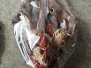 Новый, свежий рыбный букет для мужчин.