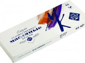 Набор масляных красок Мастер Класс 12 цв по 18 мл