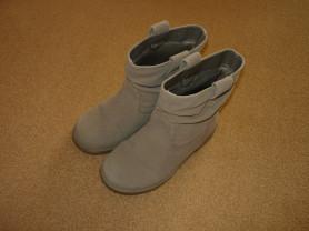 Демисезонные ботинки на 28-29 рр