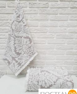 5148 Набор полотенец Nusa 2пр. махровое Emanuele (50х90/70х1