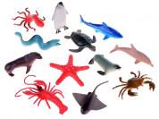 Набор морские животные