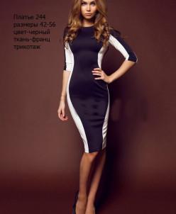 Платье 244