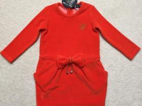 Платье Blumarine Baby Jeans, размер 12 мес НОВОЕ