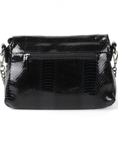Женская кожаная сумка 960 Блек