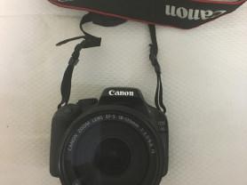 Canon 550d Kit 18-135