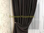 Ночные шторы, новые, готовые, ширина 500*275