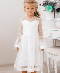 """Нарядное платье для девочки """"NP-10"""""""