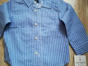 Рубашка Carter's новая 18 мес