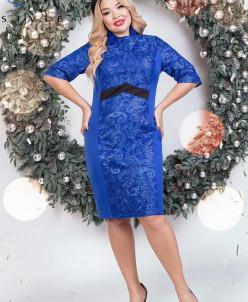 Платье 56009