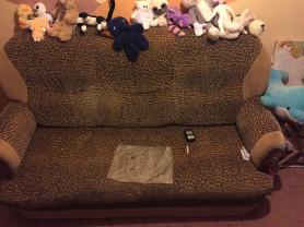 2х спальный диван