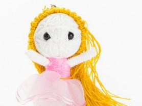Эфталия - кукла, талисман, ручная работа