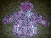 Новая, зимняя куртка для девочки