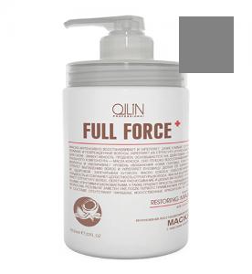 Ollin full force интенсивная восстанавливающая маска с масло