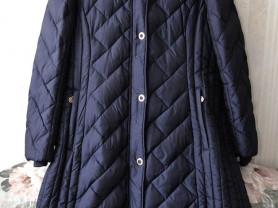 Новое зимнее пальто Anne Klein 52-54 размера