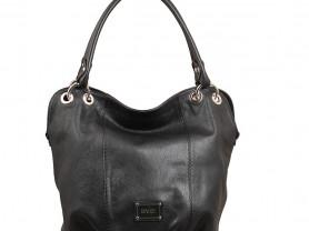 Новая черная сумка Gaude Италия Кожа