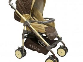 Коляска BabyLux Carita 205 S 8 колес [Новая]