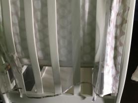 Кроватка с аксессуарами