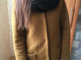 пальто тренч xs-s
