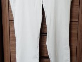 Летние белые брюки 44-46