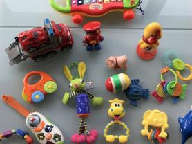 Развивающие Игрушки: Chicсo,Tiny Love,Tolo,Mega Bo
