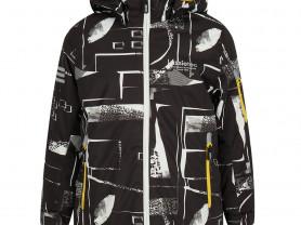 Новая зимняя мембранная куртка-парка LassieTec