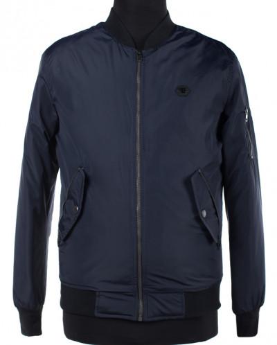 06-0252 Куртка мужская демисезонная (синтепон 100) Плащевка
