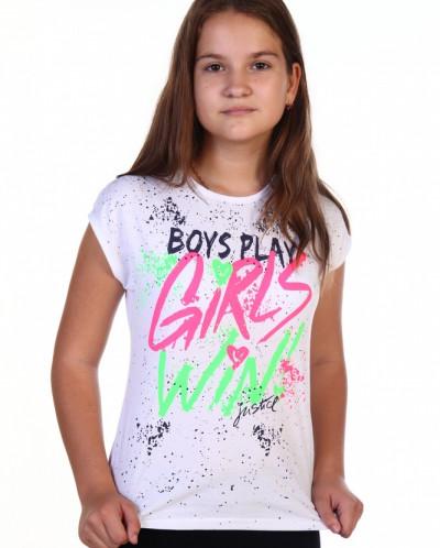 Футболка Girl