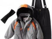 Комплект Новый (Куртка и полукомбез)