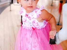 Новое бутиковое платье Cach Cach (США) на 3-4 года