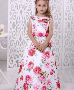 """Платье для девочки """"Роза"""""""