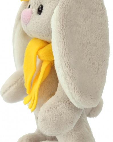 """Набор для шитья игрушки """"Зая в шарфе и с бантом"""", арт.1202"""
