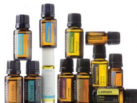 Эфирные масла терапевтического класса doTERRA