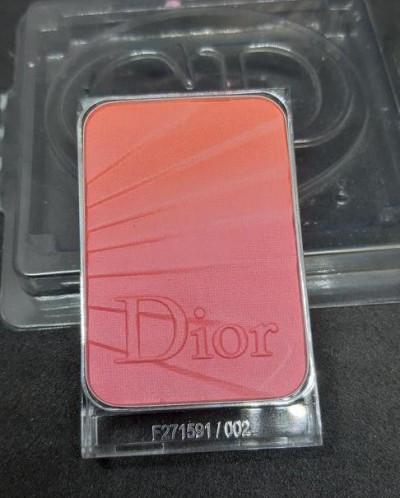 Dior румяна тестеры 002
