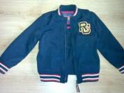 Куртка Zara на микрофлисе р.104-110