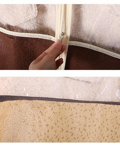 Чехол для шуб, курток и пальто 128х60х10 см