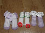 Носки праздничные для девочки mud pie (США)