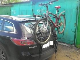 Велобагажник DOAE (Италия)