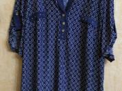 Стильная рубашка размер 52-54