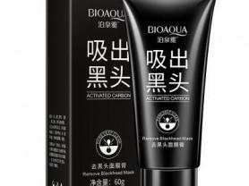 BioAqua Black Mask маска-пленка на основе бамбуков