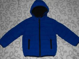 Куртка Next с капюшоном, 104-110 см