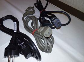 Продаю сетевой кабель (220 В.)