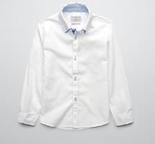 Новая белая рубашка окайди р 10 лет Цена 800р