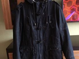 Куртка джинсовая демисезонная